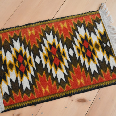 2x3 accent rug  12.  qty. 1