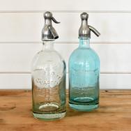 soda seltzer bottles  5. ea  qty. 2