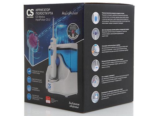 Ирригатор д/полости рта CS Medica AquaPulsar CS-2, Шеньчжень Комплектсервис Инда