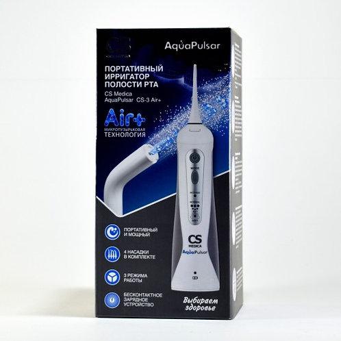 Ирригатор портативн. CS-3 AguaPulsar Air+