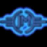 The blue logo for Johnston Marketing Agency - New York