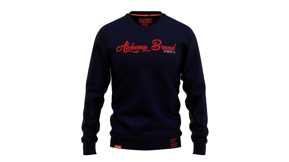 Alchemy Crew - Navy/Red