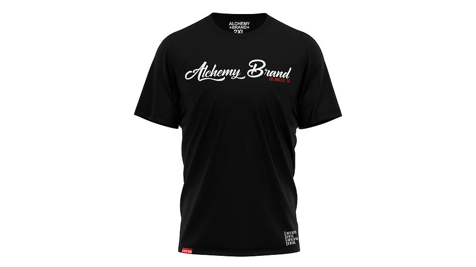 Alchemy T-Shirt - Black/White