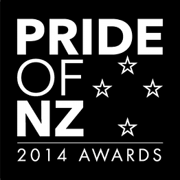 Tony Howse is the recipient of the Pride of New Zealand 2014 Awards