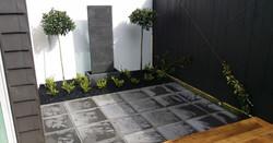 Designer gardens pavers