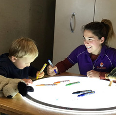 Te Akonga Early Learning Centre light pl