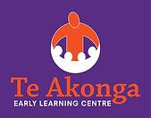 TeAkonga ELC logo