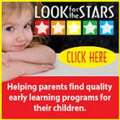 Look for the Stars program logo