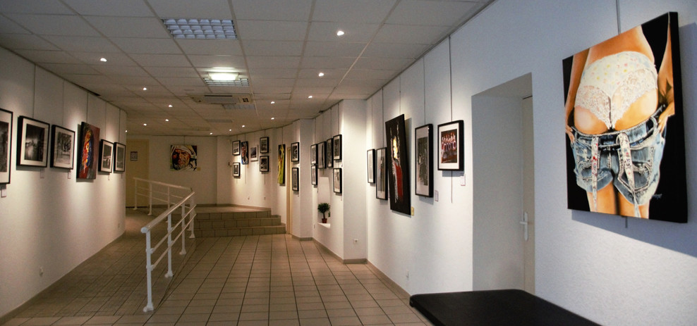 Galerie exposition