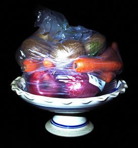 Corbeille Fruits et Légumes