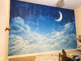 Sky Mural!