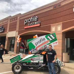 """Join us for a Kraig Kinser """"Meet and Greet"""" at Profile by Sanford in Charlotte, NC!"""