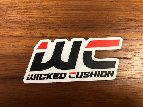 Wicked Cushion Decal Set