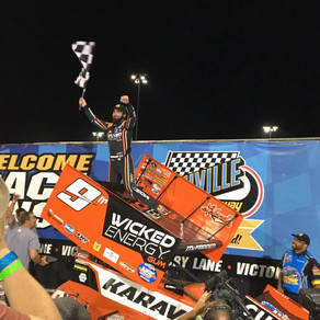 J-Mac Wins Knoxville 360 Nationals