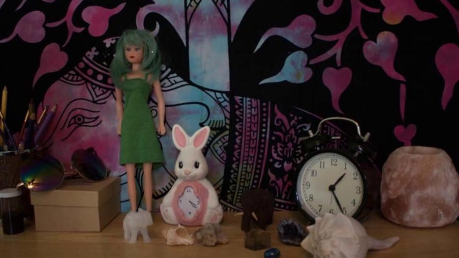 Ally in Wonderland short film