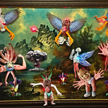 Finger Puppet Theater: Apocalypse at the Swamp, Act 3, Scene 6