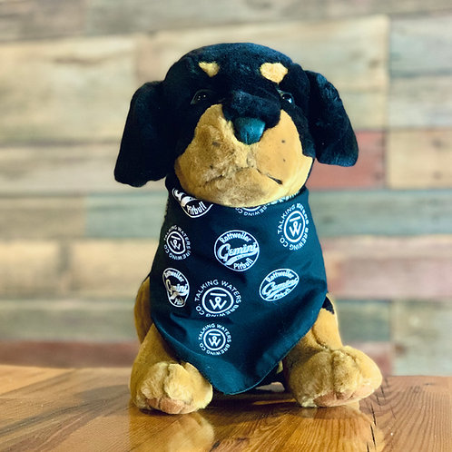 TWBC + Gemini Rescue Dog Bandana