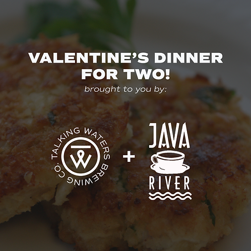 Valentine's Dinner for Two!