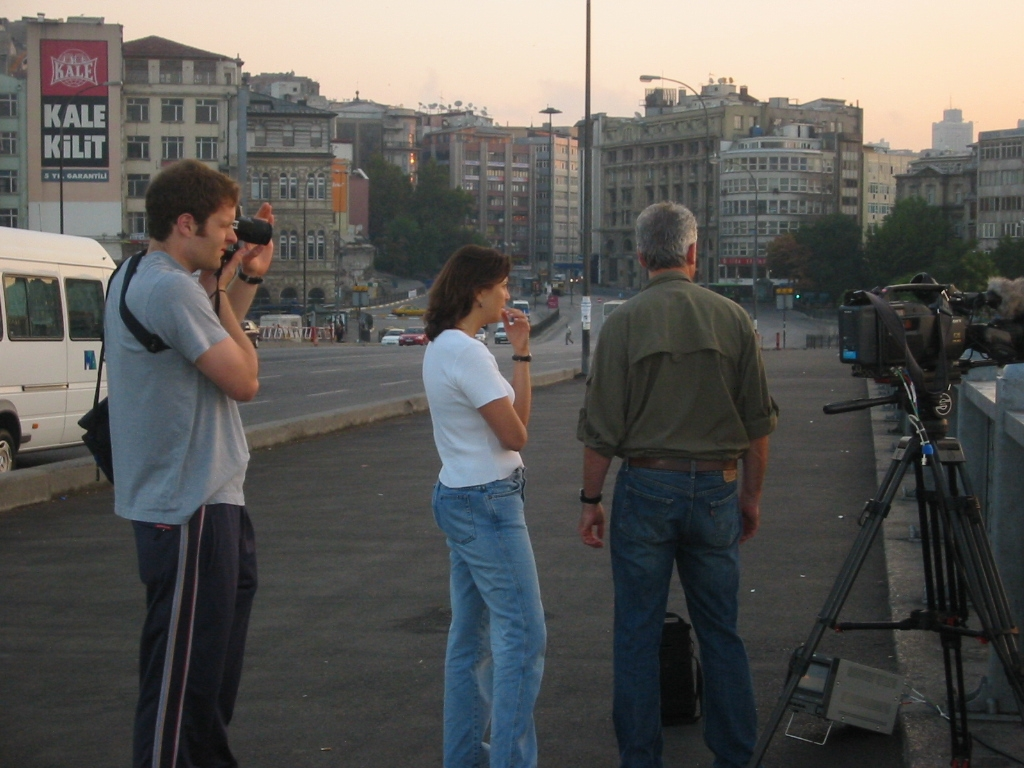 'Istanbul: Crossroads' Discovery