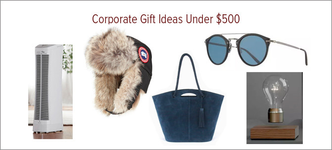 Corporate Gift Ideas Under $500