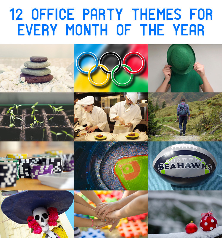 Office Party Themes