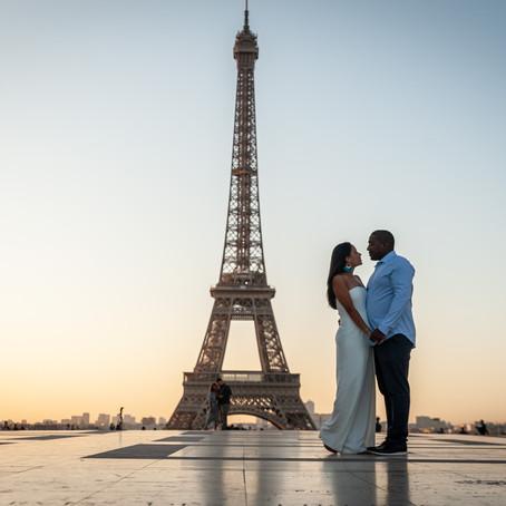 Planning your Paris photo shoot