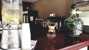 Good Chi, Good Coffee, Good People.  #JaxEateries #01