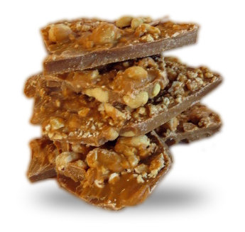 Bulk Peanut Butterscotch Toffee