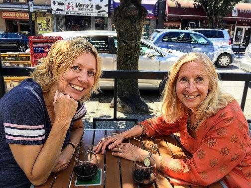 Martha and Barbara lunching.jpg