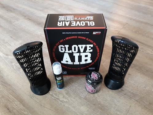 PigSweat Workout Balm + GLOVE AIR Kit