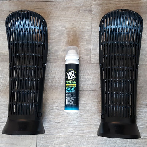 Kill Viruses ! GLOVE AIR Boxing Gear Cleaning Kit with Disinfectant Spray!