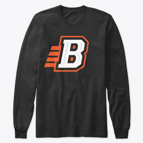 *Pre-Order* B-Logo Men's Long Sleeve