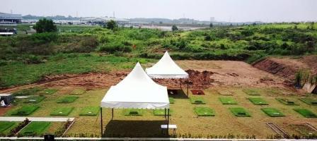 Pemakaman Jenazah Covid-19 san diego hills