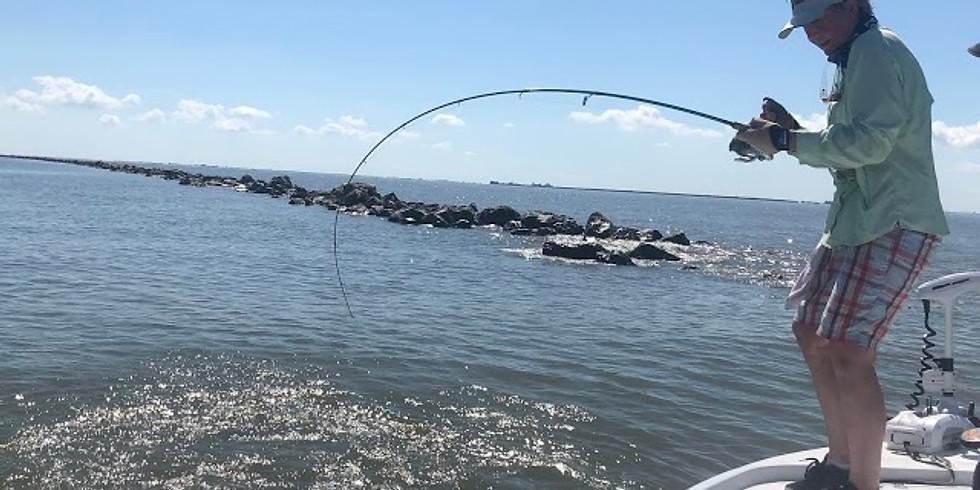 TLA Fish and Greet: July 27th (Galveston)