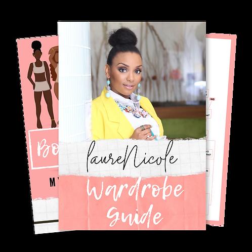 General Wardrobe Guide (workbook)