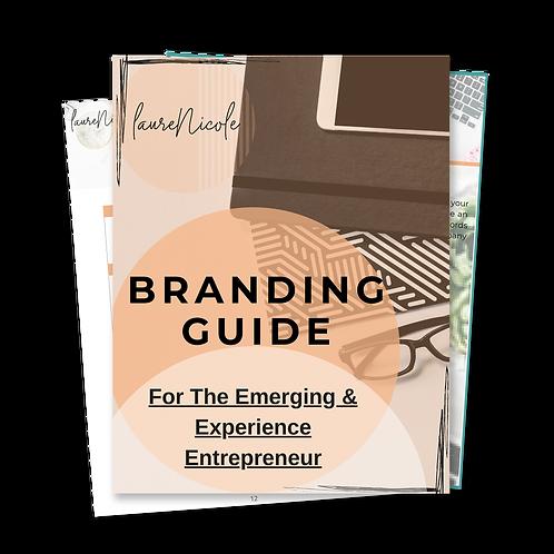 General Branding Guide (workbook)