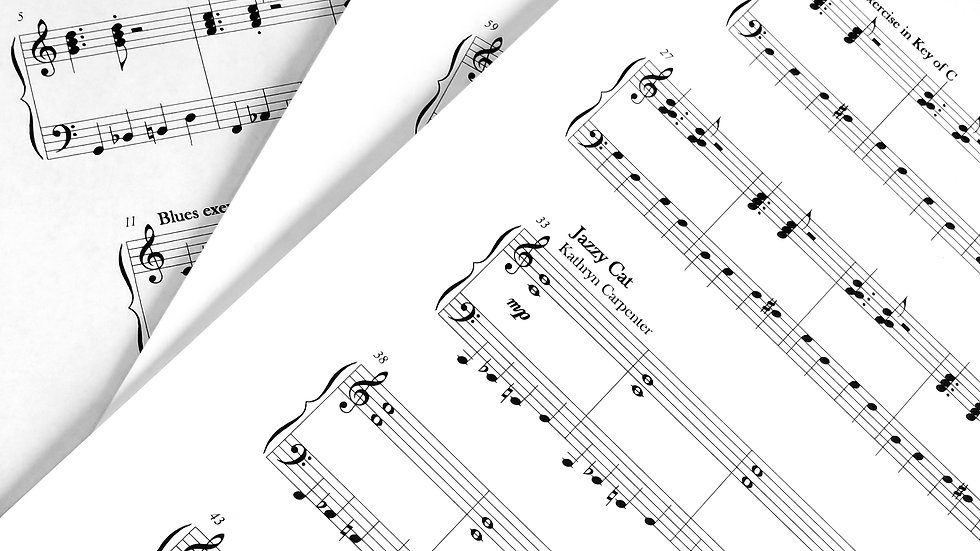 Jazz Method for Kids