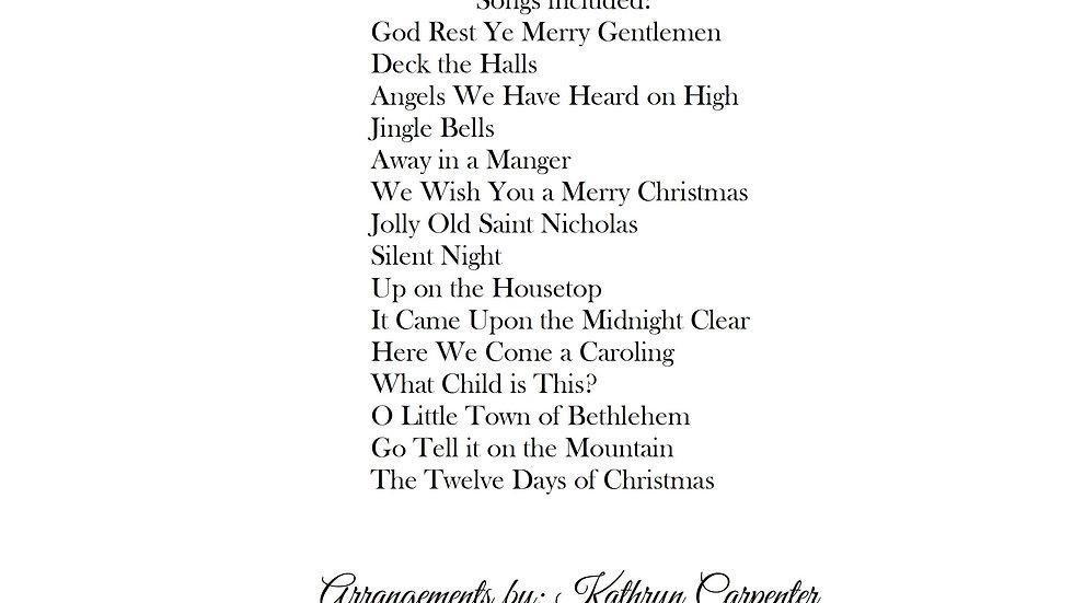 Christmas Collection for Piano (15 Christmas Songs)
