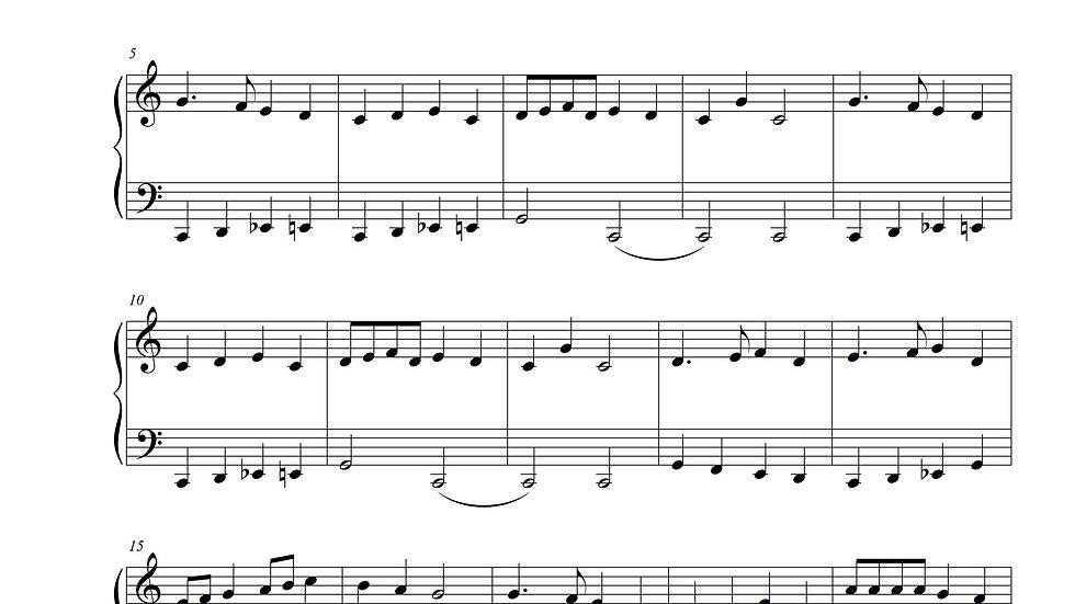 Deck the Halls (Jazz Piano)