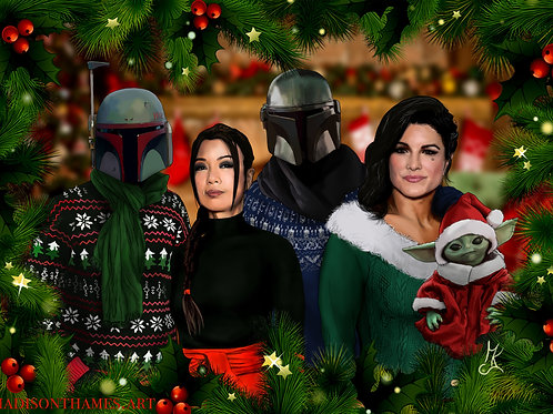 A Merry Mando Christmas