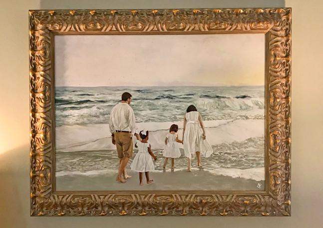 "Size: 18x24"" Medium: Oil Surface: Canvas  Commission."