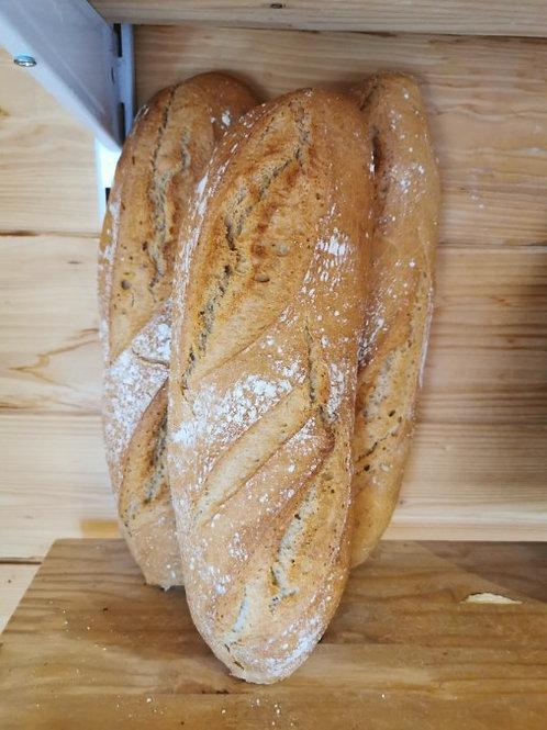 pain de maïs