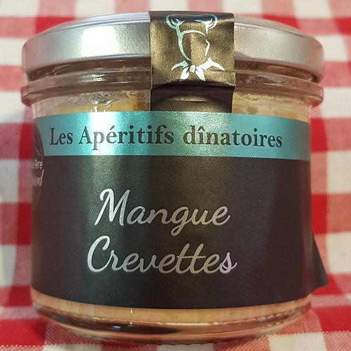 Dinatoire Mangue Crevettes
