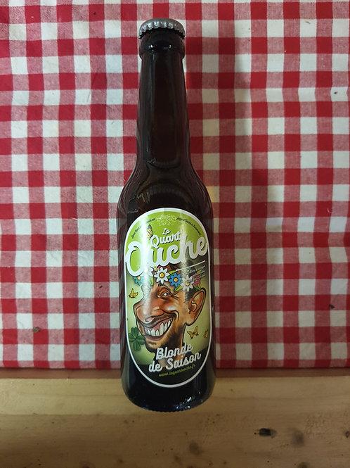 Bière blonde de saison