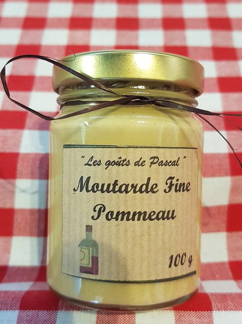 Moutarde fine au Pommeau