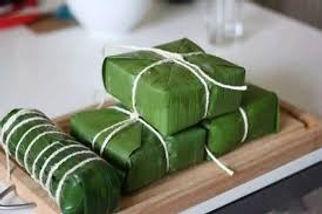 越南圆粽方粽