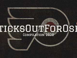 #SticksOutForOskar: A Music and Hockey Compilation to Raise Money For S.F.A.