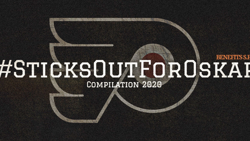 #SticksOutForOskar: A Music and Hockey Compilation to Raise Money For S.F.A.
