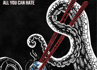 [New EP] Zombies No: All You Can Hate