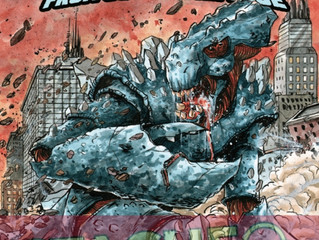 [COMIC BOOK] Colossal Chaos from Out of the Blue: Kickstarter Campaign!